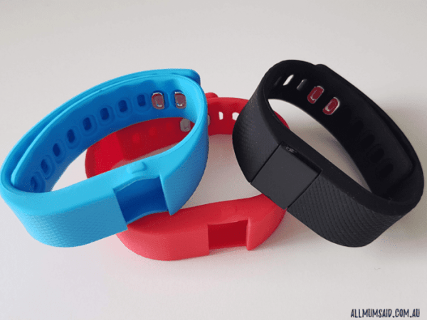 V-Fitness activity monitor replacement bands