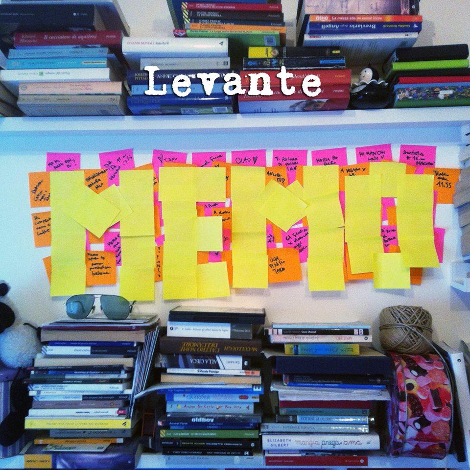 quotMemoquot il nuovo singolo di Levante