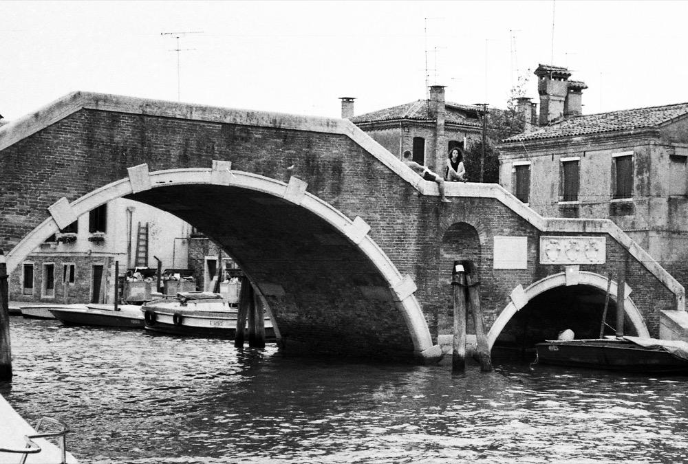 Venice Bridge, Italy
