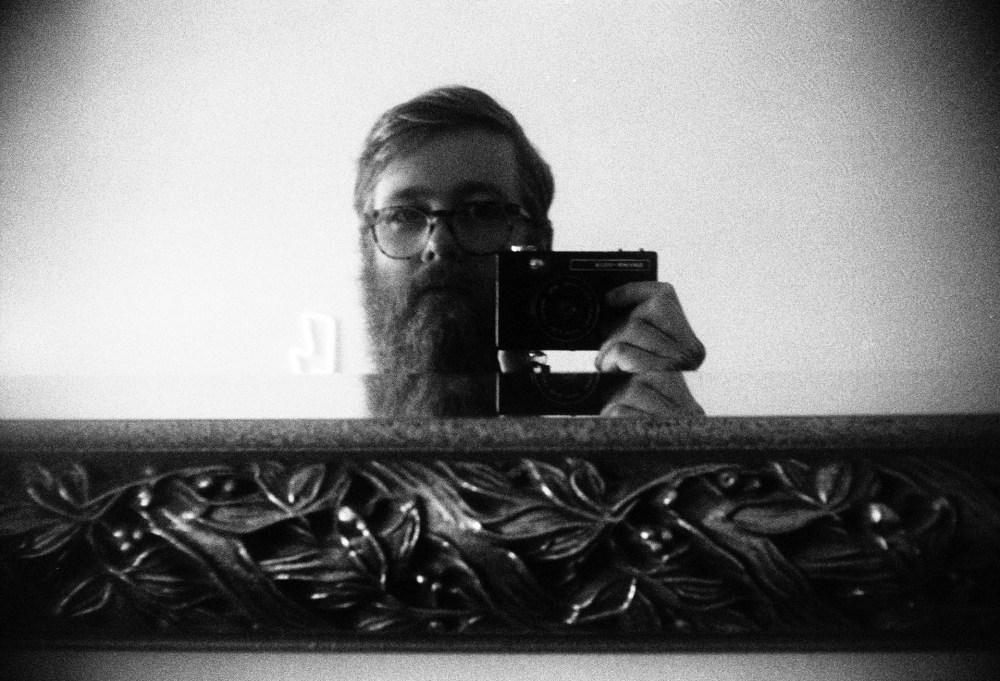 Belomo Vilia selfie