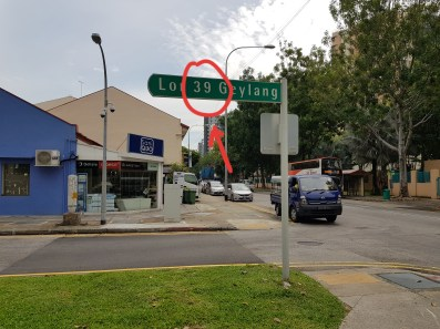 This street is near the place where I attended some lessons on Theosophy!