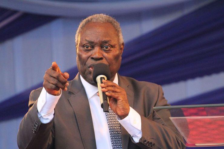 Pastor William Folorunso Kumuyi