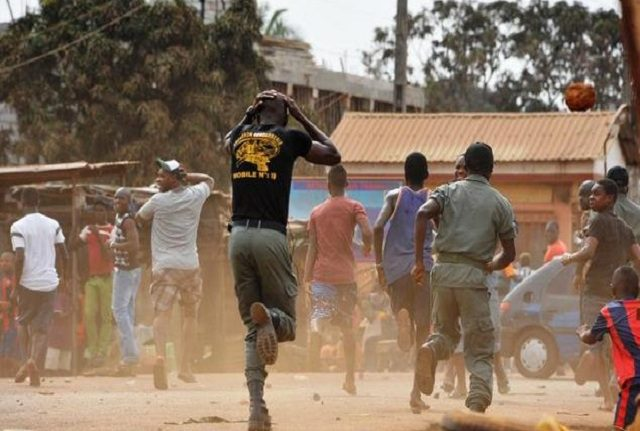 Protest As Customs Officers Allegedly Kill Four Ibadan Residents