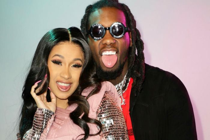 offset ft cardi b clout mp3