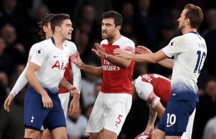 Arsenal Tottenham Carabao Cup