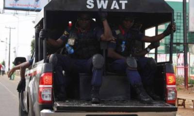 NSCDC SWAT Police