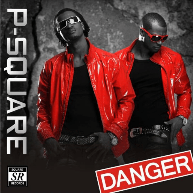P square Danger Album Art