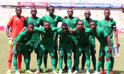 Nigeria Golden Eaglets 2019