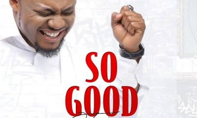 Tim Godfrey - So Good art
