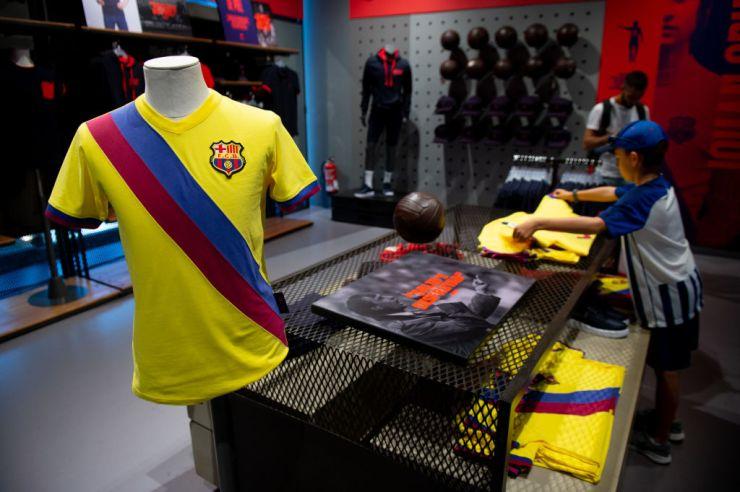 Barcelona merchandise