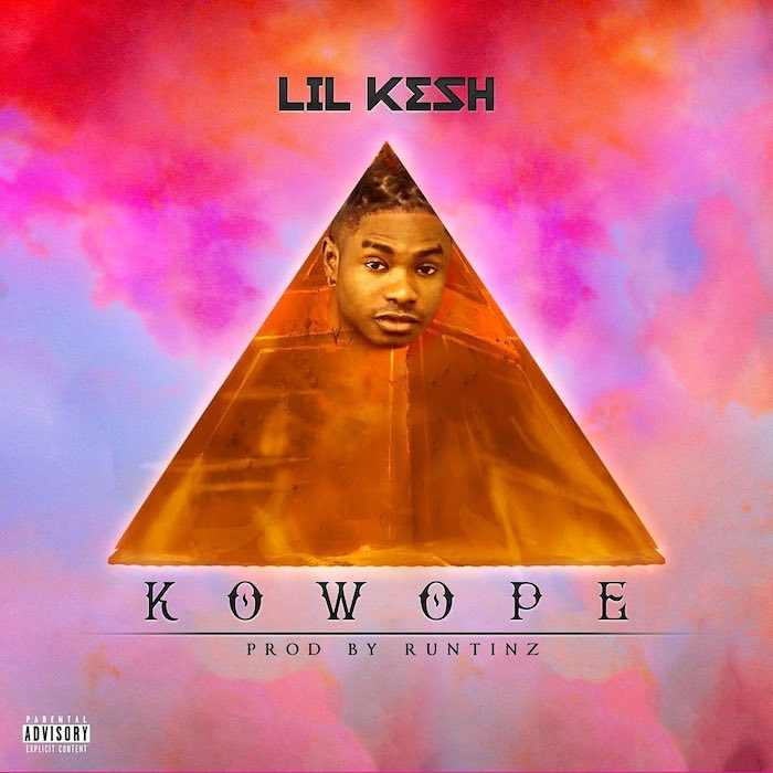 Lil Kesh Kowope art