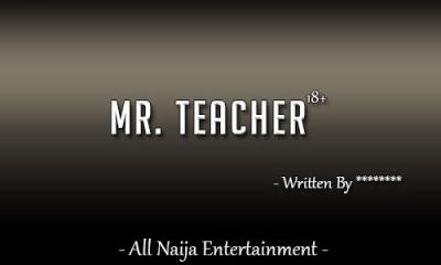 MR TEACHER