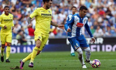 Villarreal Loss 2-1 To Espanyol