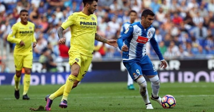 Villarreal Loss 2-1 To Espanyol