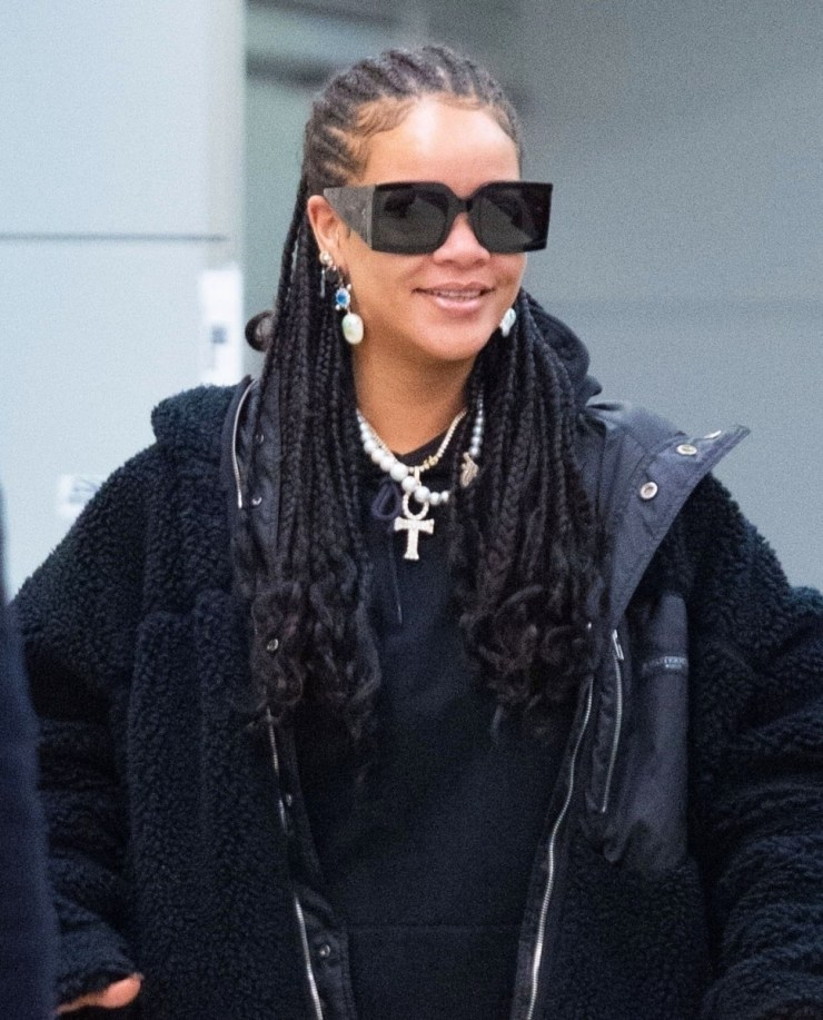 Rihanna Open Photo