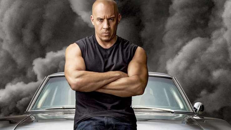 Fast 9 Vin Diesel