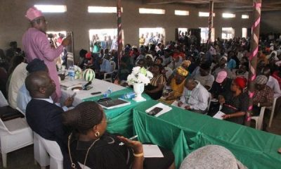 Oyo government school open day