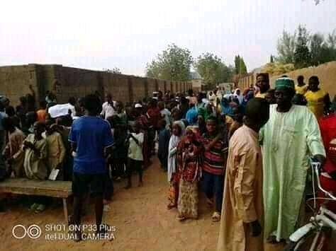 Man Win Election To Marry in Bauchi