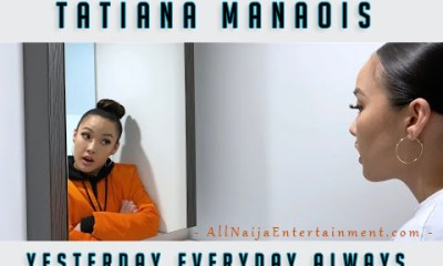 Tatiana Manaois - Yesterday Everyday Always