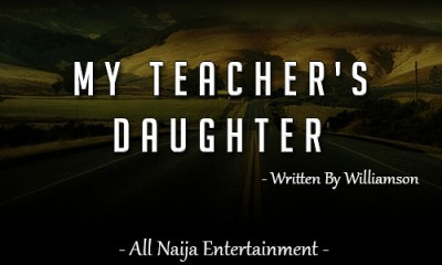 MY TEACHER'S DAUGHTER