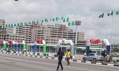 Eagle Square Abuja