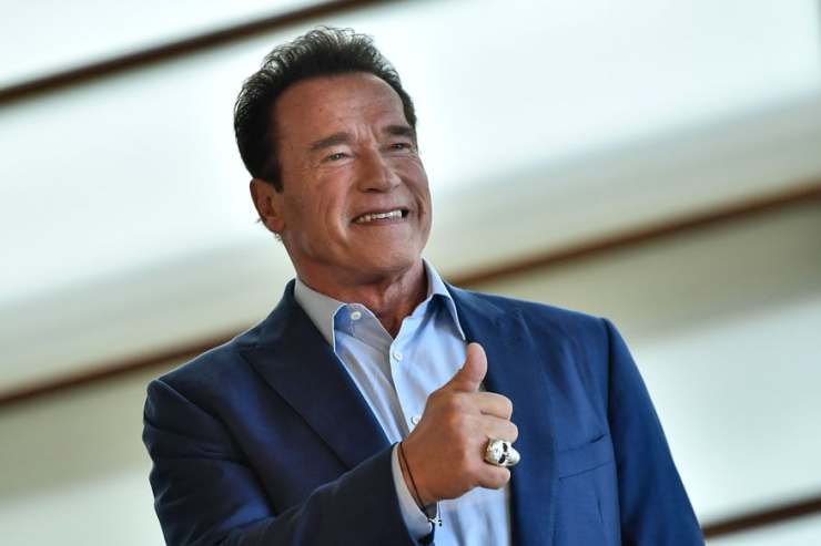 Arnold Schwarzenegger Feeling Fantastic After Successful Heart Surgery