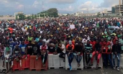 Lekki Protest Curfew