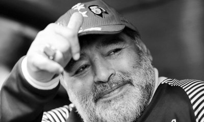 Argentinian Football Legend, Diego Maradona Is Dead