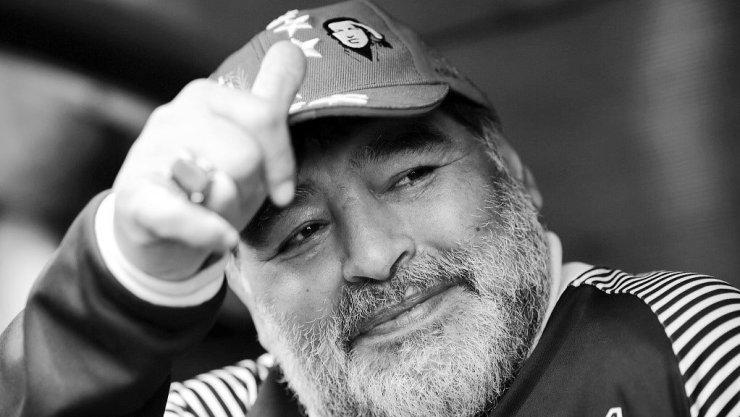 Argentinian Football Legend, Diego Maradona Is Dead