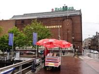 Outside the Heineken Experience