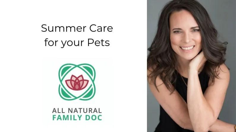 Summer Pet Care