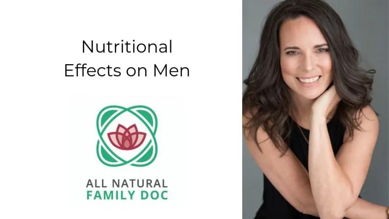 nutritional men
