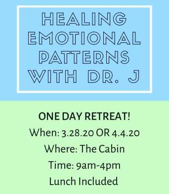 Healing Emotional Patterns