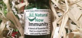 Immunity Essential Oil Blend: Wellness in a bottle