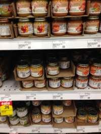 Meijer Organics Baby Food  All Natural Savings