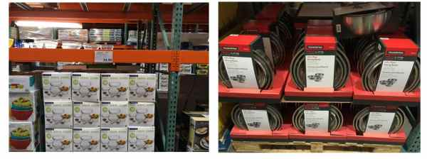 Costco Safer Kitchenware Product & List- Stainless
