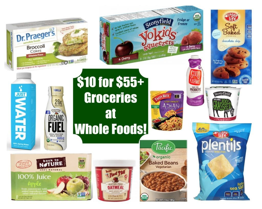 Whole foods coupons 10 off 50