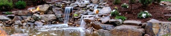 natural streams waterfalls