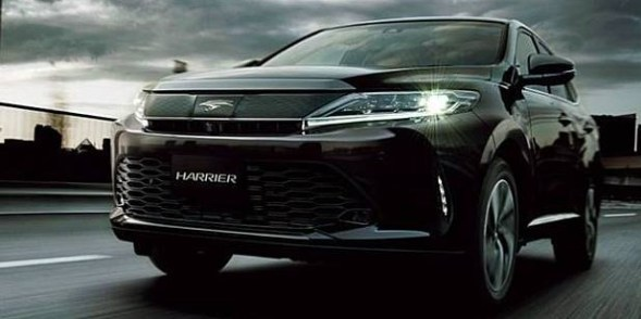 2021 Toyota Harrier Hybrid