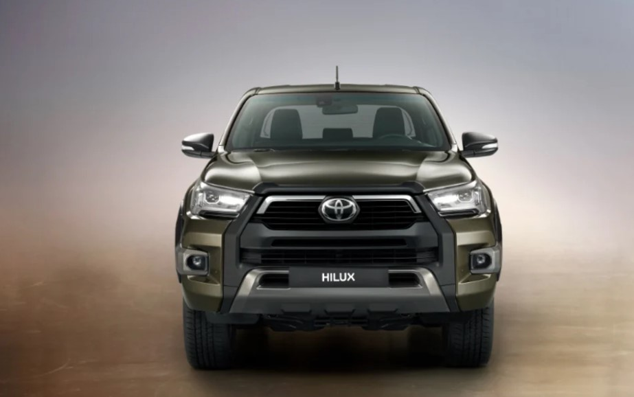 2021 Toyota Hilux new edition