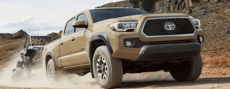 2022 Toyota Tacoma will have more power with new engine system