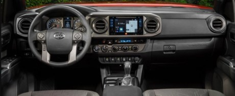 2022 Toyota Tundra Hybrid will have more features on Dashboard