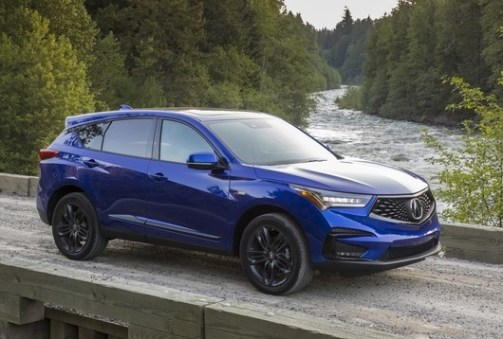 2021 Acura RDX With New Exterior Design