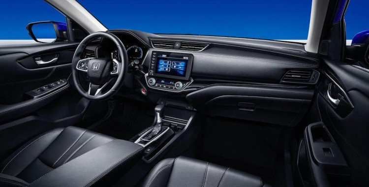 2021 Honda Crider with new interior design
