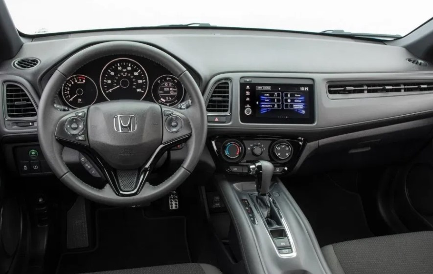 2021 Honda HR-V Dashboard