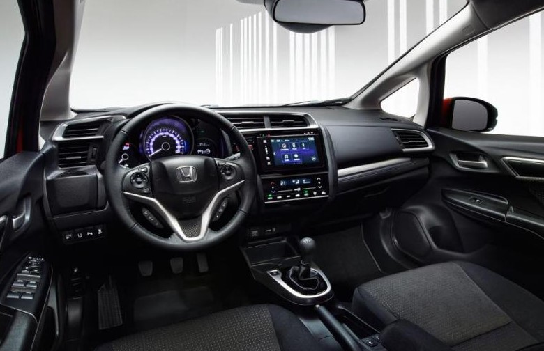 2021 Honda Jazz Dashboard and Infotainment Features