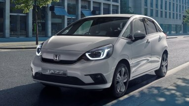 2021 Honda Jazz Powered by Electric engine