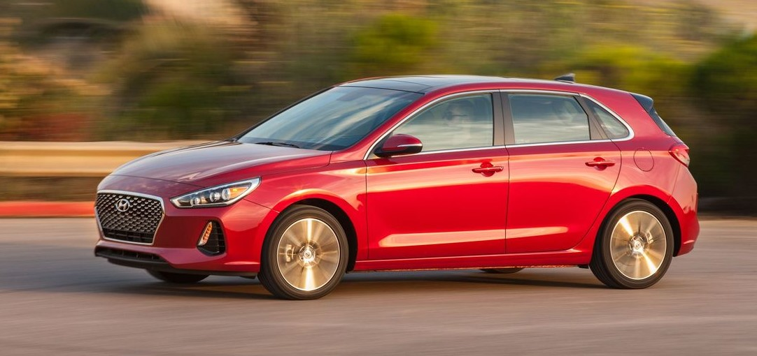 2021 Hyundai Elantra GT Powered with New Engine System