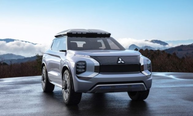 2021 Mitsubishi Montero New Edition