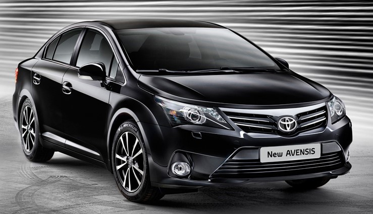 2021 Toyota Avensis front view